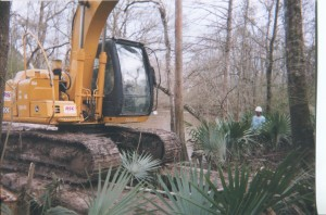 Stream Debris Removal in Virginia Beach VA